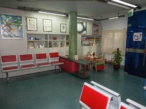 Sala d'attesa Studio Falconi