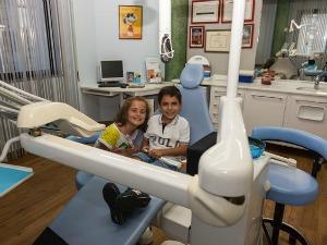 Sala pedodonzia e ortodonzia